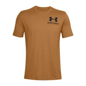 UNDER ARMOUR t-shirt performance big logo