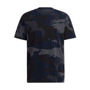 ADIDAS ORIGINALS t-shirt camo aop