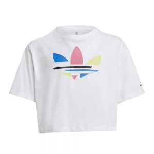 ADIDAS ORIGINALS t-shirt crop