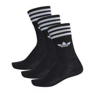 ADIDAS ORIGINALS calze 3ppk trefoil nos