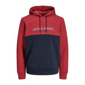JACK JONES felpa urban blocking noos