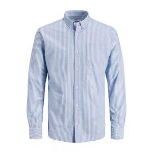 JACK JONES camicia blaperfect stripe