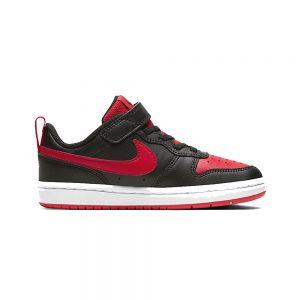 NIKE scarpe nike court borough low 2 (ps)