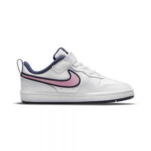 NIKE scarpe court borough low 2 se1 (ps)