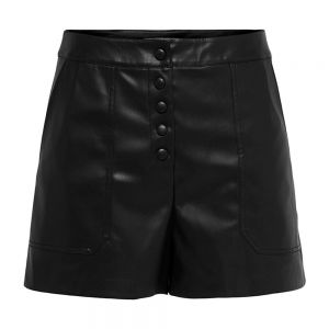 ONLY shorts sandy faux leather