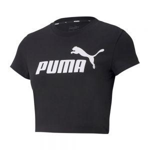 PUMA t-shirt crop ess slim