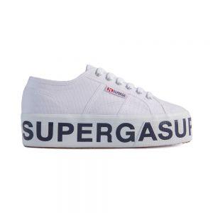 SUPERGA scarpe 2790 platform lettering