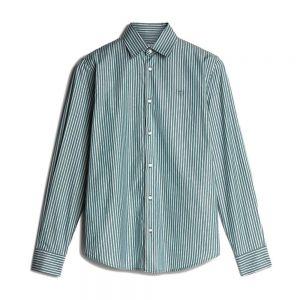 TRUSSARDI camicia stripes reg.