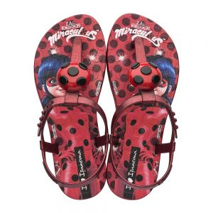 IPANEMA sandalo ladybug sand