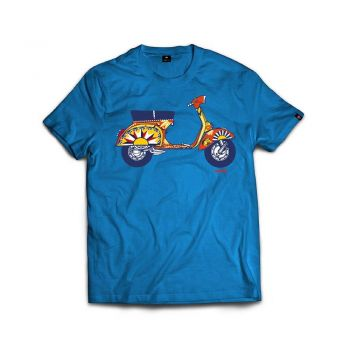 ISLAND ORIGINAL T-shirt vespa carretto