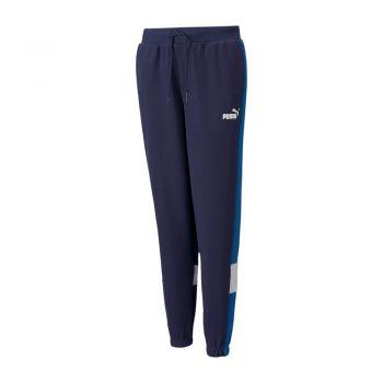 PUMA pantalone ess+ colorblock