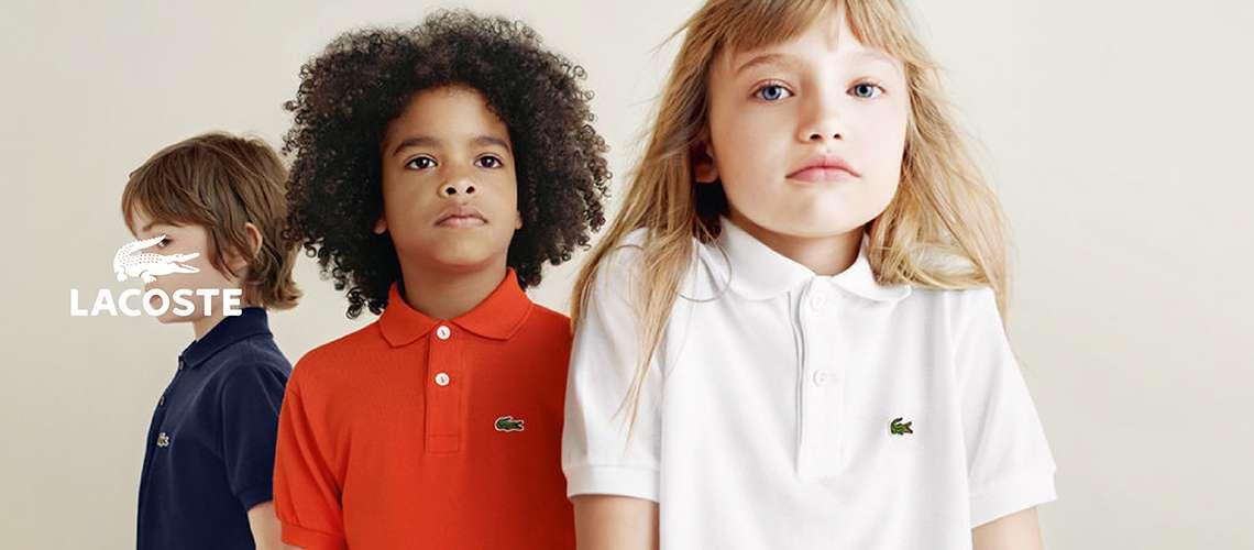Lacoste Kids S2 Sport