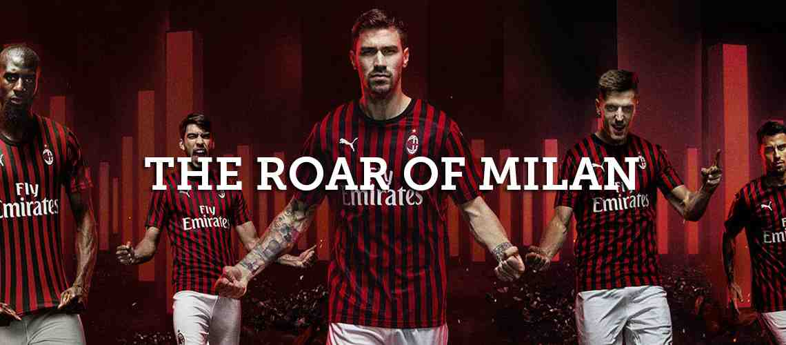 Official Milan Merchandise S2 Sport