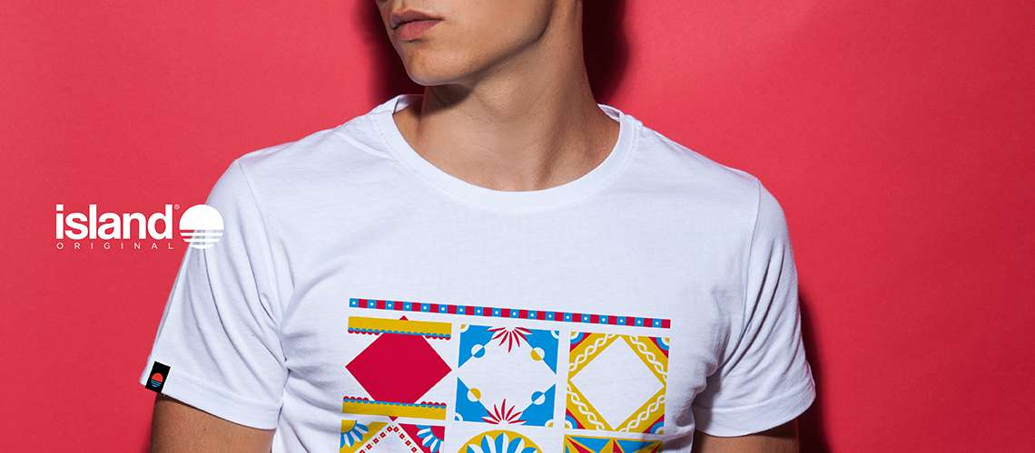 """""""T-Shirt Island Original"""