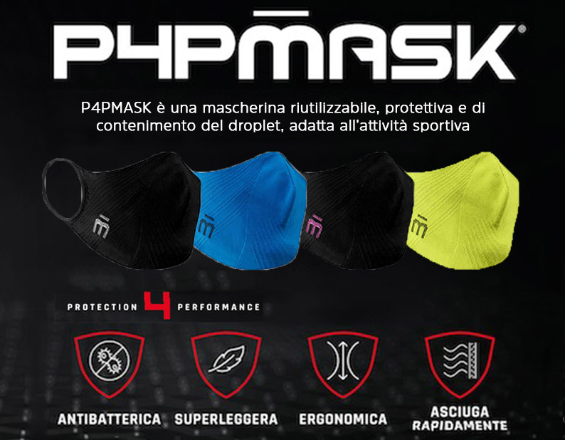 p4p mask