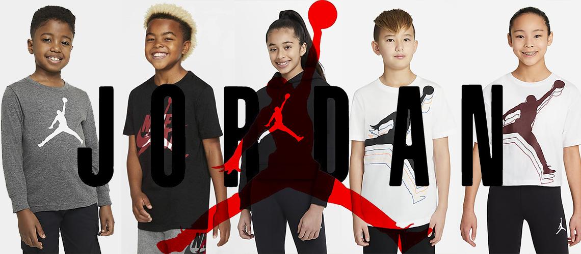 Jordan Kids 2021