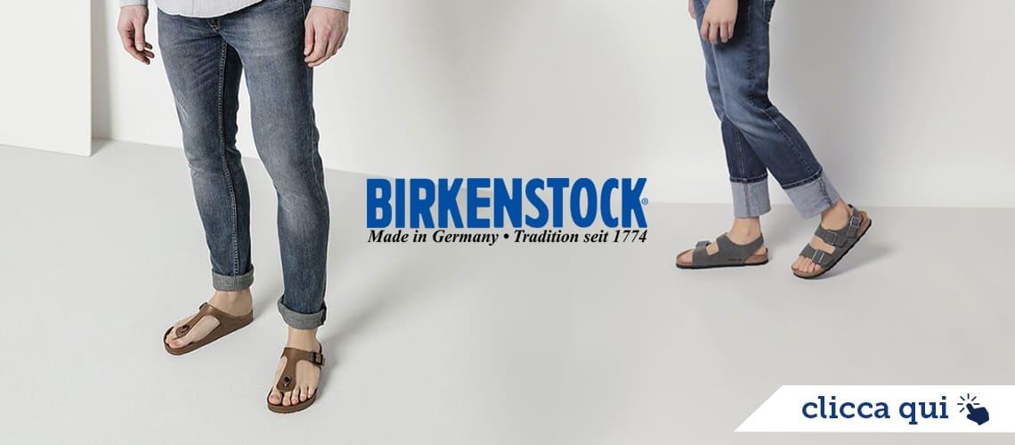 Birkenstock Uomo 2021